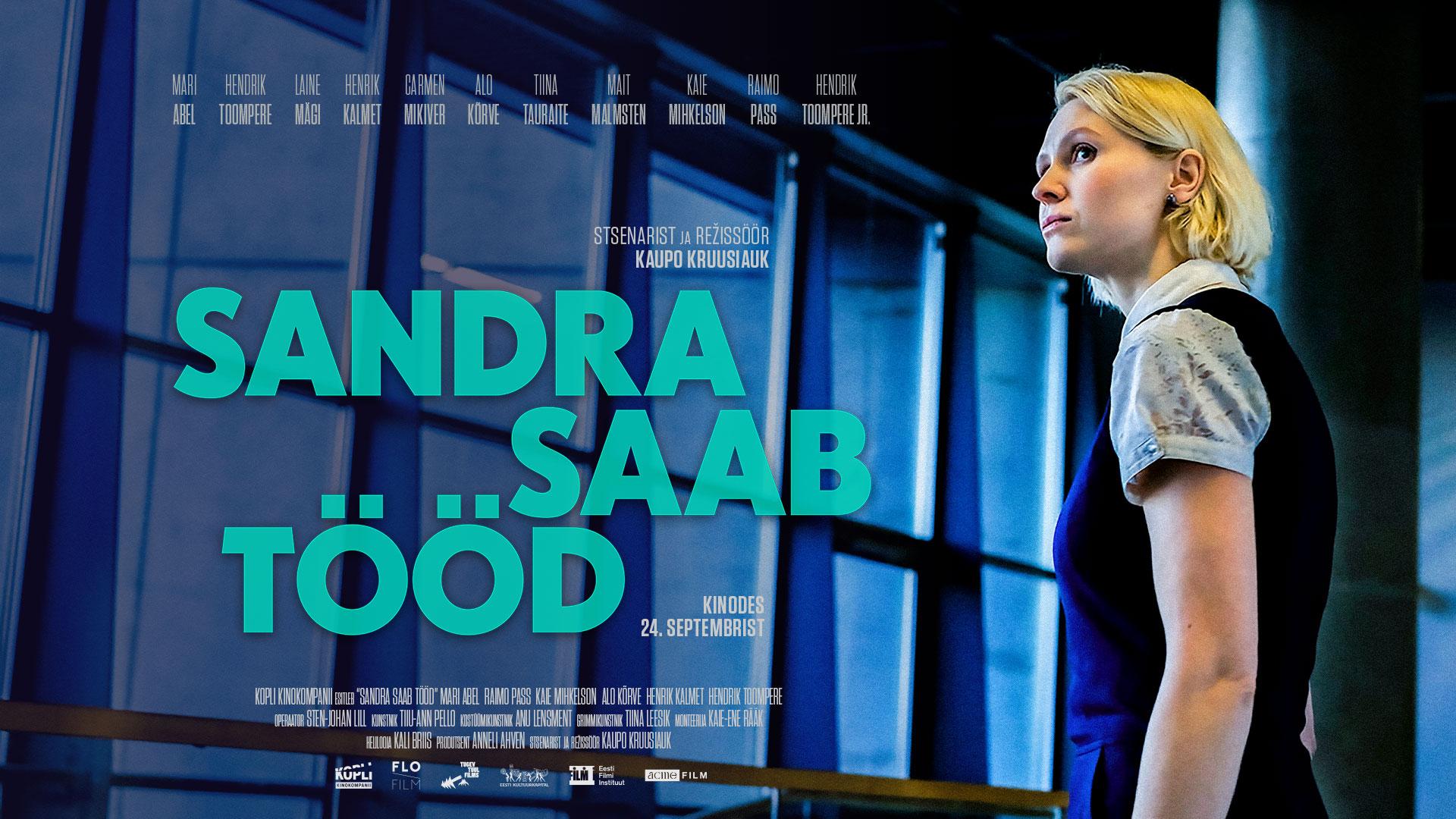 Sandra saab tööd pilt